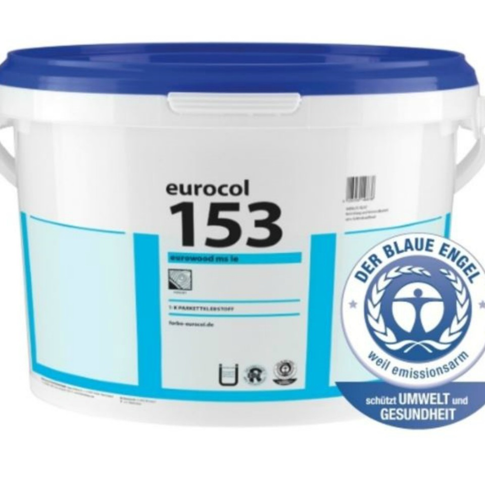 Forbo Eurocol 153 Eurowood LE ПУ паркет.клей / 16 кг