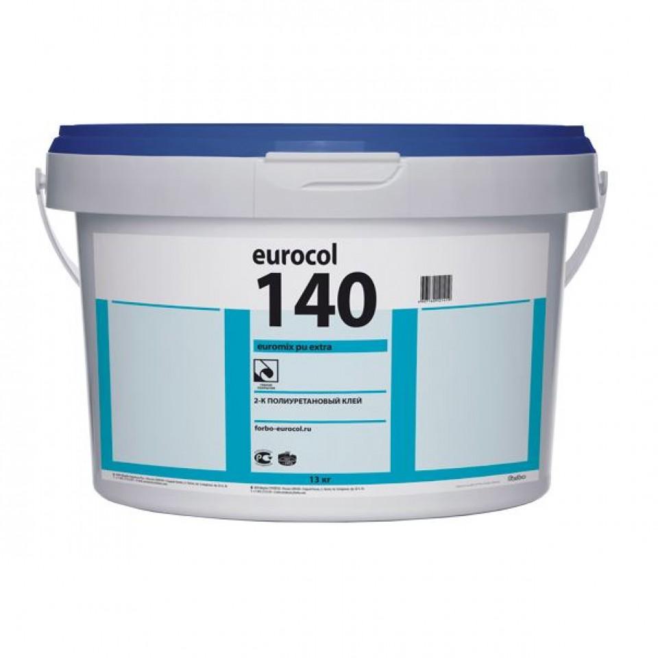 2-к полиуретановый клей Forbo 140 Euromix PU Extra