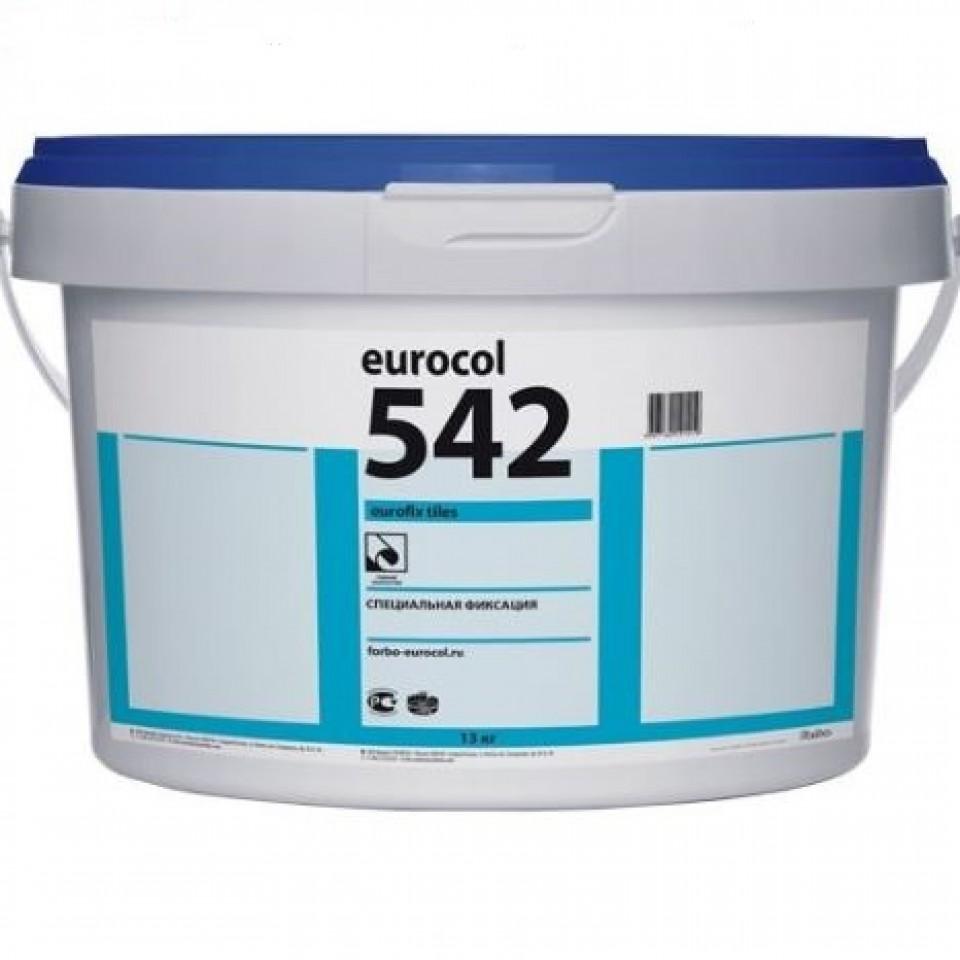 Клей Forbo 542 Eurofix tiles водно-дисперсионный клей-фиксация / 10 кг