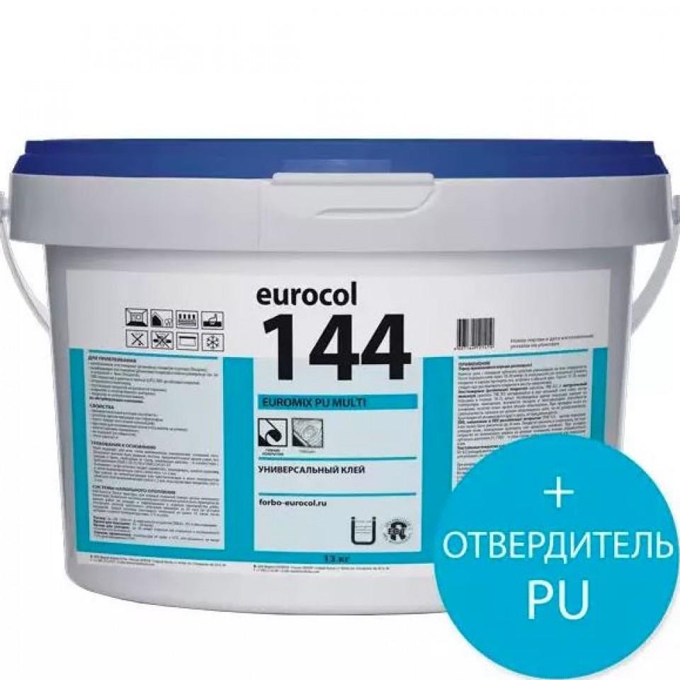 2-к полиуретановый клей Forbo 144 Euromix PU