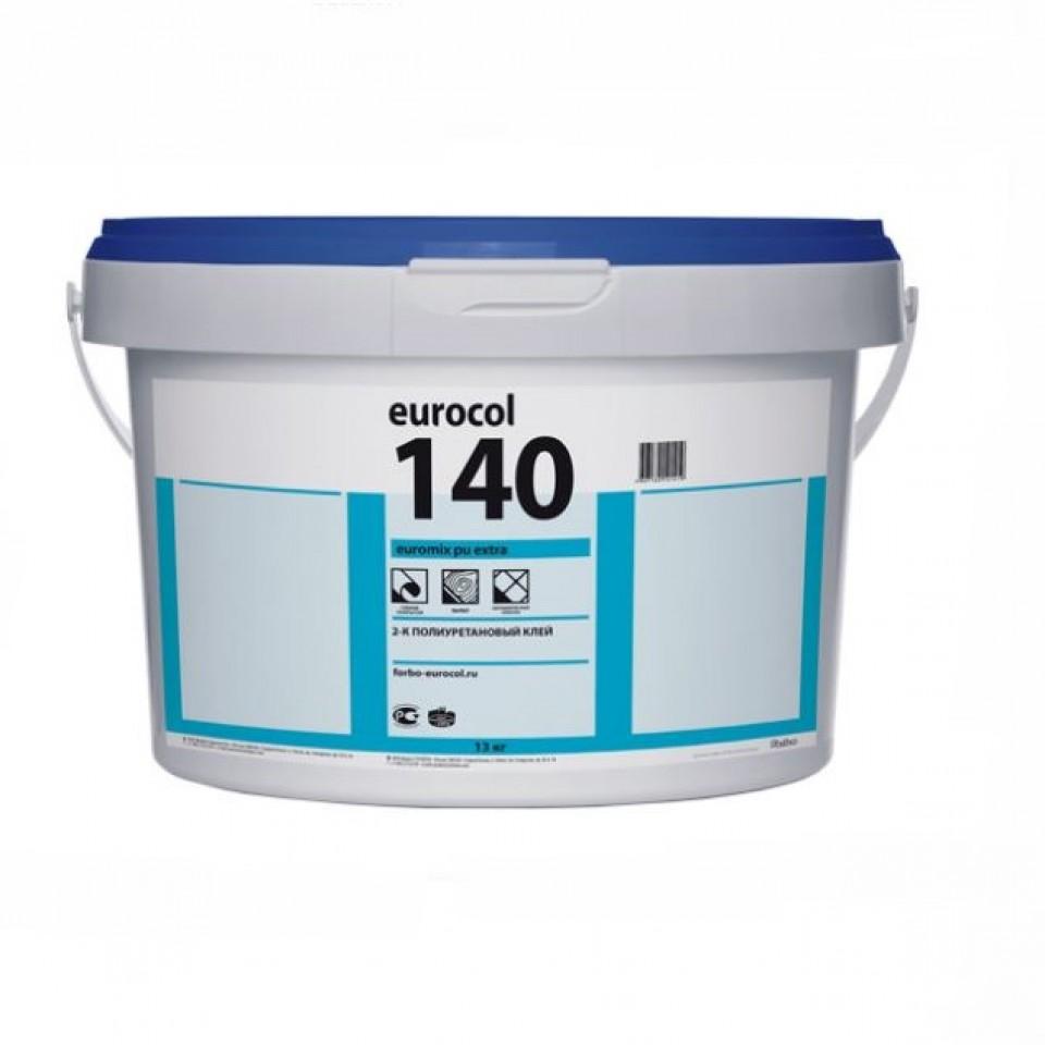 Forbo 140 Euromix PU Pro 2К ПУ клей / 13,4 кг