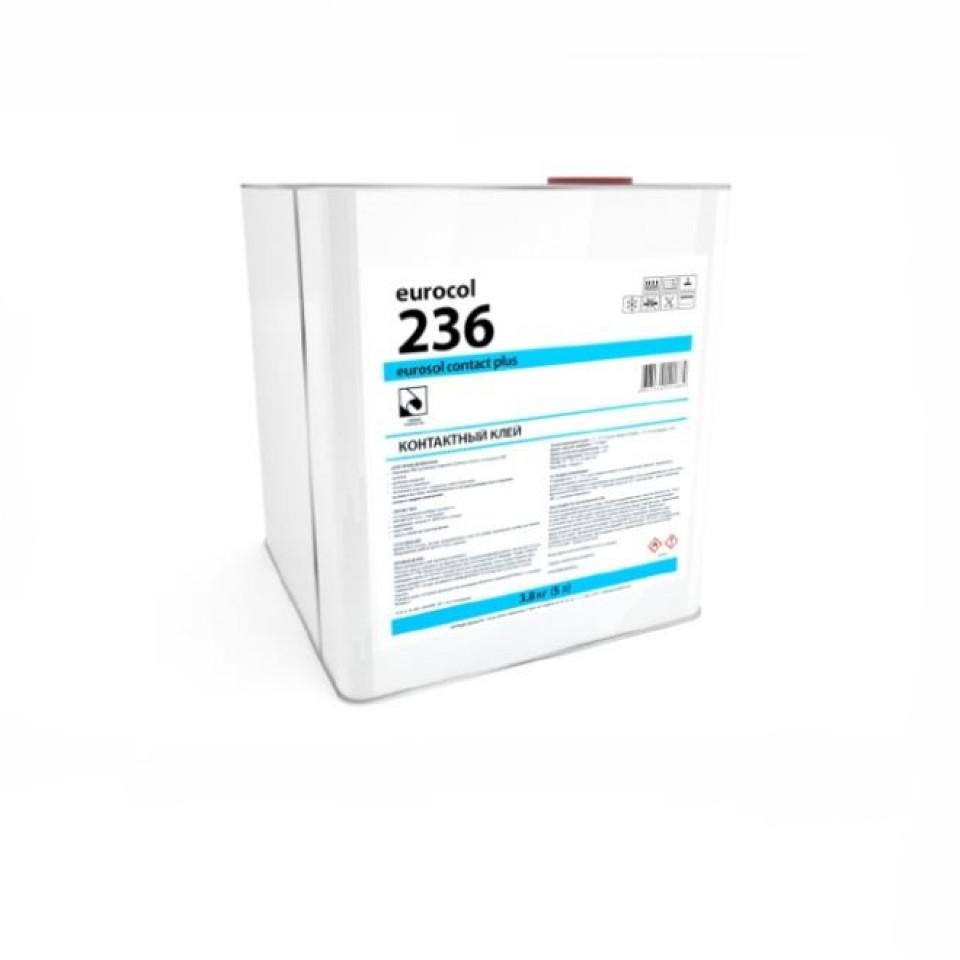 Forbo 236 Eurosol Contact Plus контактный клей/3,8 кг.