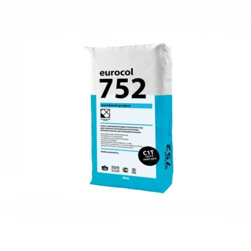 Forbo 752 Eurobond project смесь сухая клеевая/25 кг