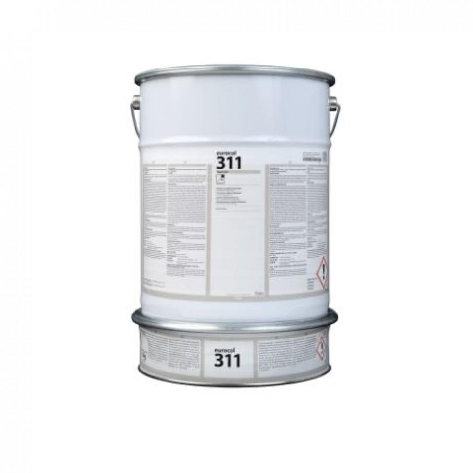 Forbo 311 Beton Design Topcoat 2К ПУ финишный лак / 10 кг