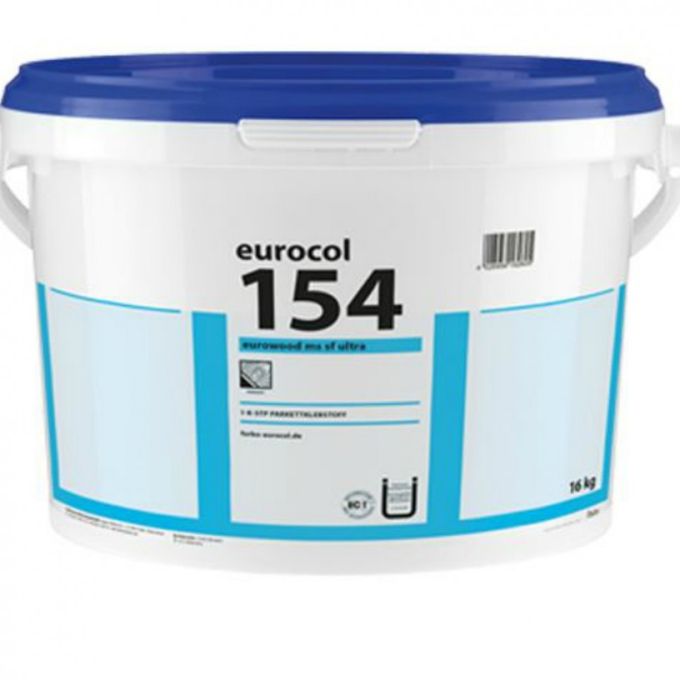 Forbo Eurocol 154 Eurowood MS SF Ultra паркет.клей /16кг